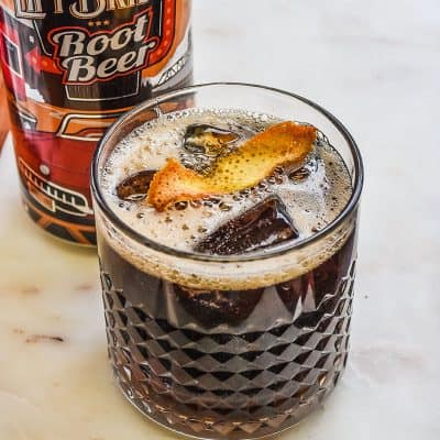 Spiked Root Beer Cocktail