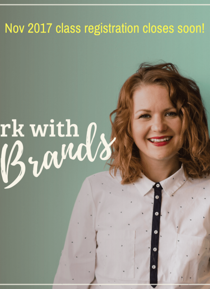 What makes YOU valuable to brands? [free downloadable worksheet]