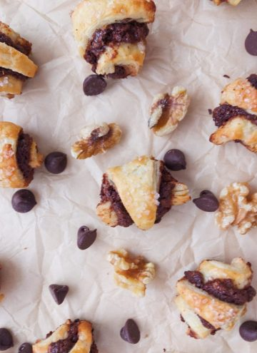 Chocolate Rugelach | Timeless Traditions