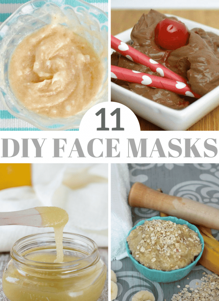 10 DIY Face Mask Recipes