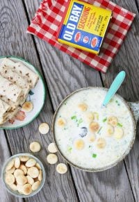 Oyster Stew | Timeless Traditions Recipe