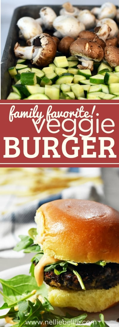 This veggie burger recipe uses black beans and oats and is gluten free! Easy to make and a family favorite. You'll use this recipe again and again!