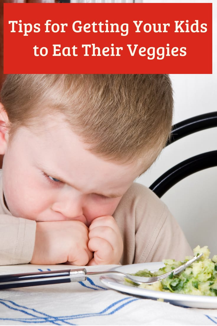 easy tips for getting your kids to eat their veggies