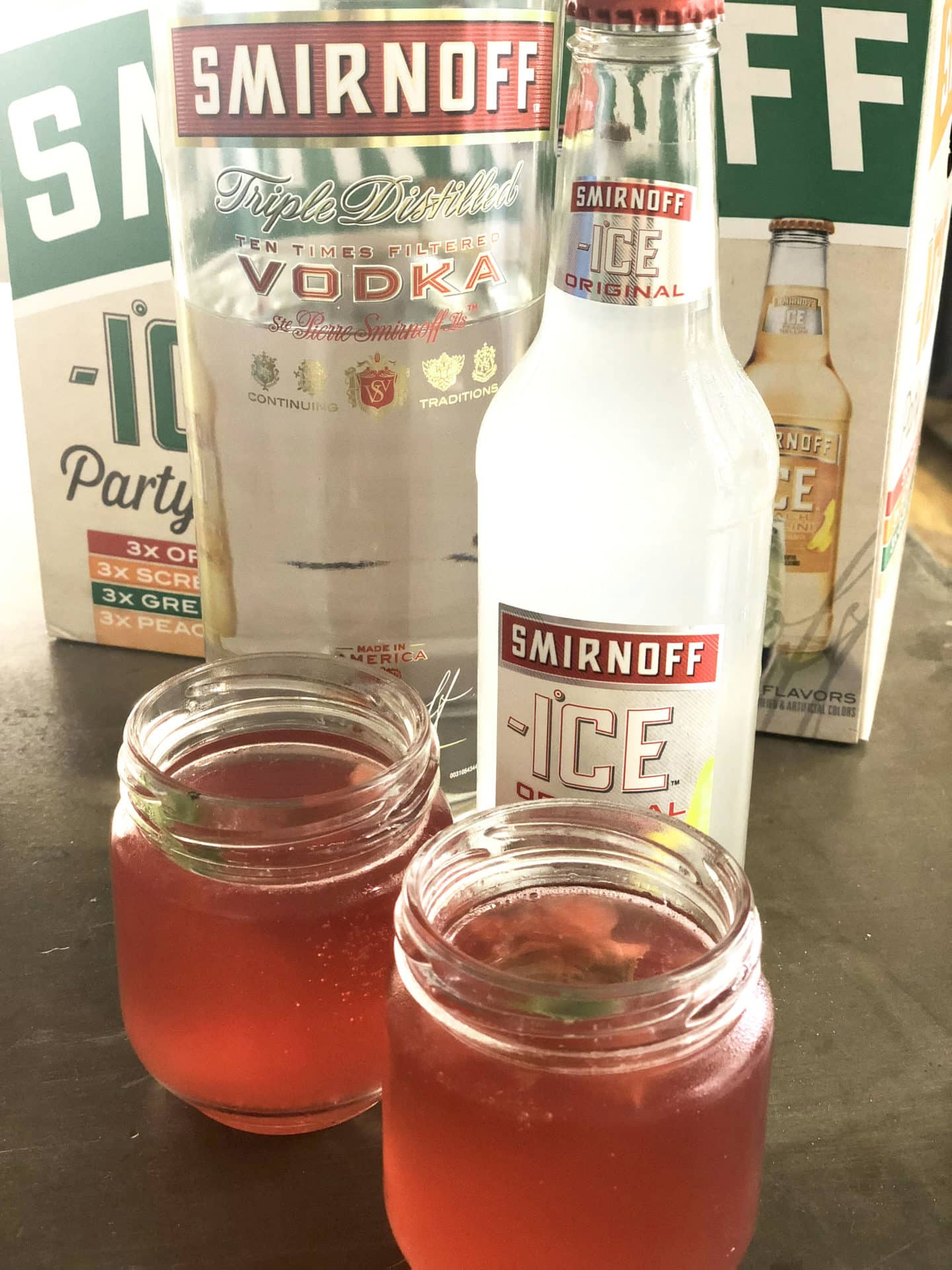 Adult Watermelon Punch