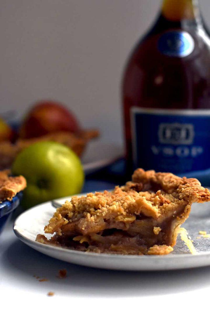 Brandy Apple Pie