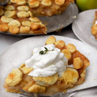 Apple & Pear Pie