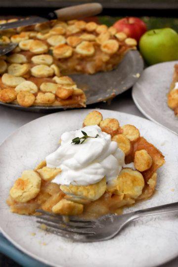Apple & Pear Pie