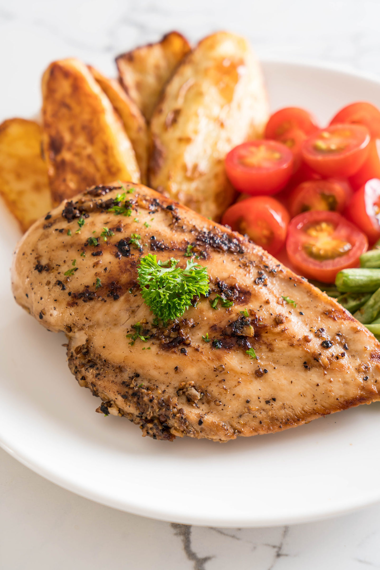 easy grilled tequila chicken
