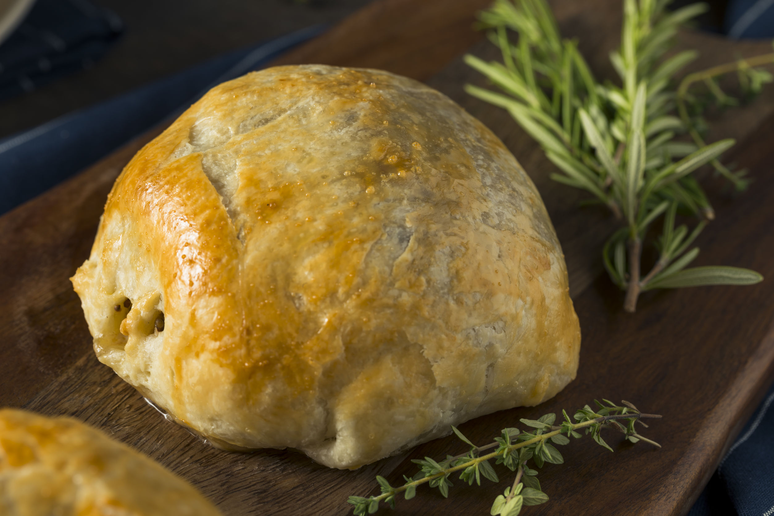 Ground Beef Wellington made in the Air Fryer