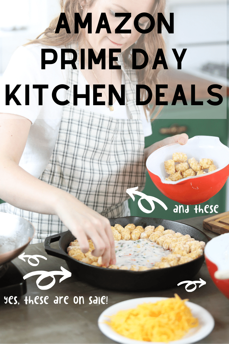 Amazon Prime Day Kitchen and Food deals