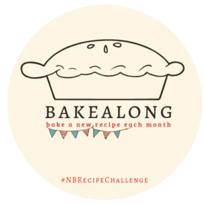 bakealong monthly recipe challenge