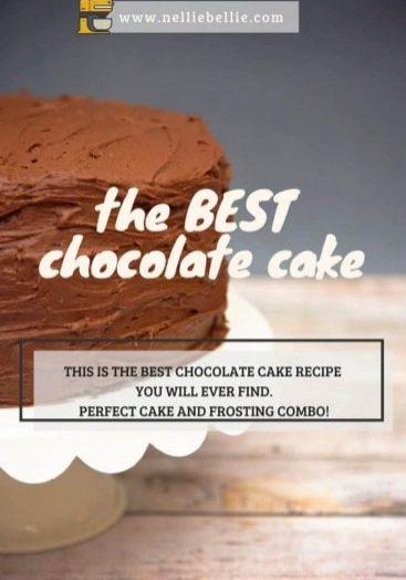 chocolate cake pinterest