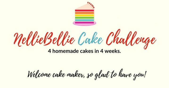 cake challenge welcome