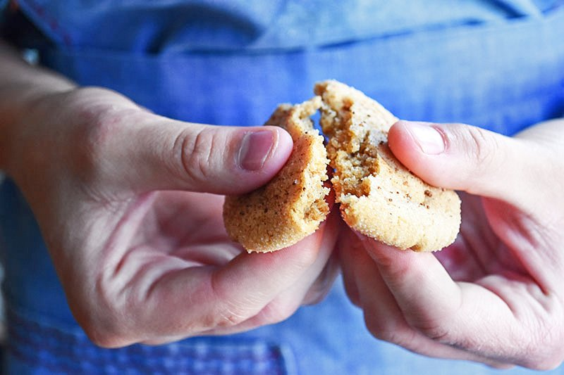 ginger cookies without molasses.