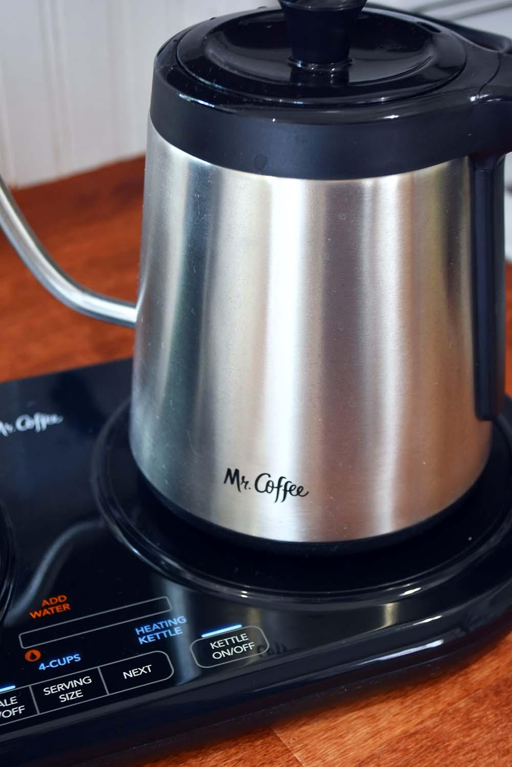 Mr.Coffee Electric tea kettle