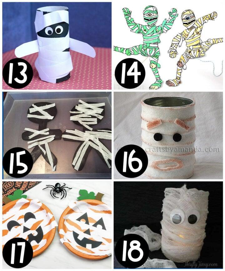 Over 27 Halloween crafts kids love to make!