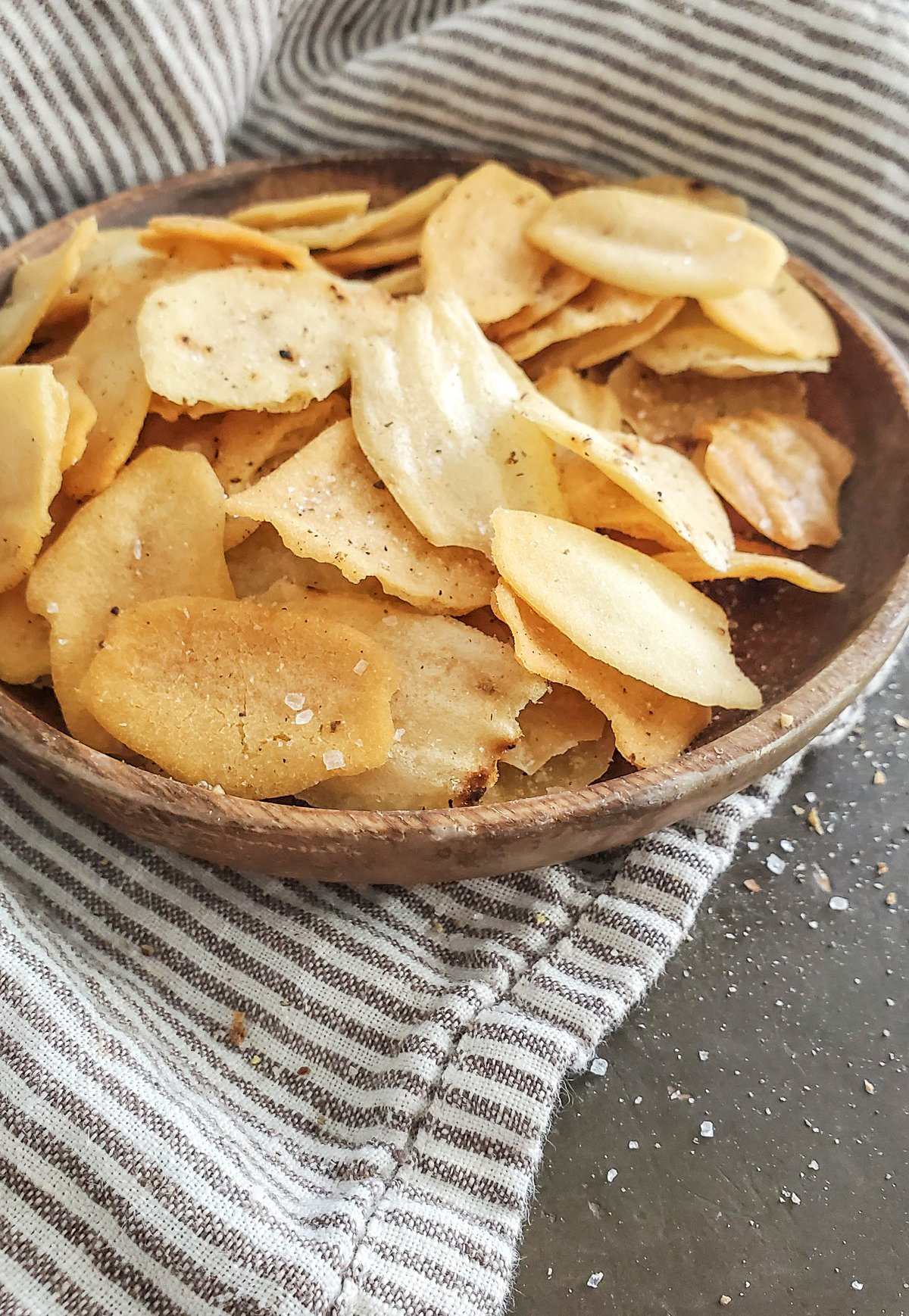 easy rice chips